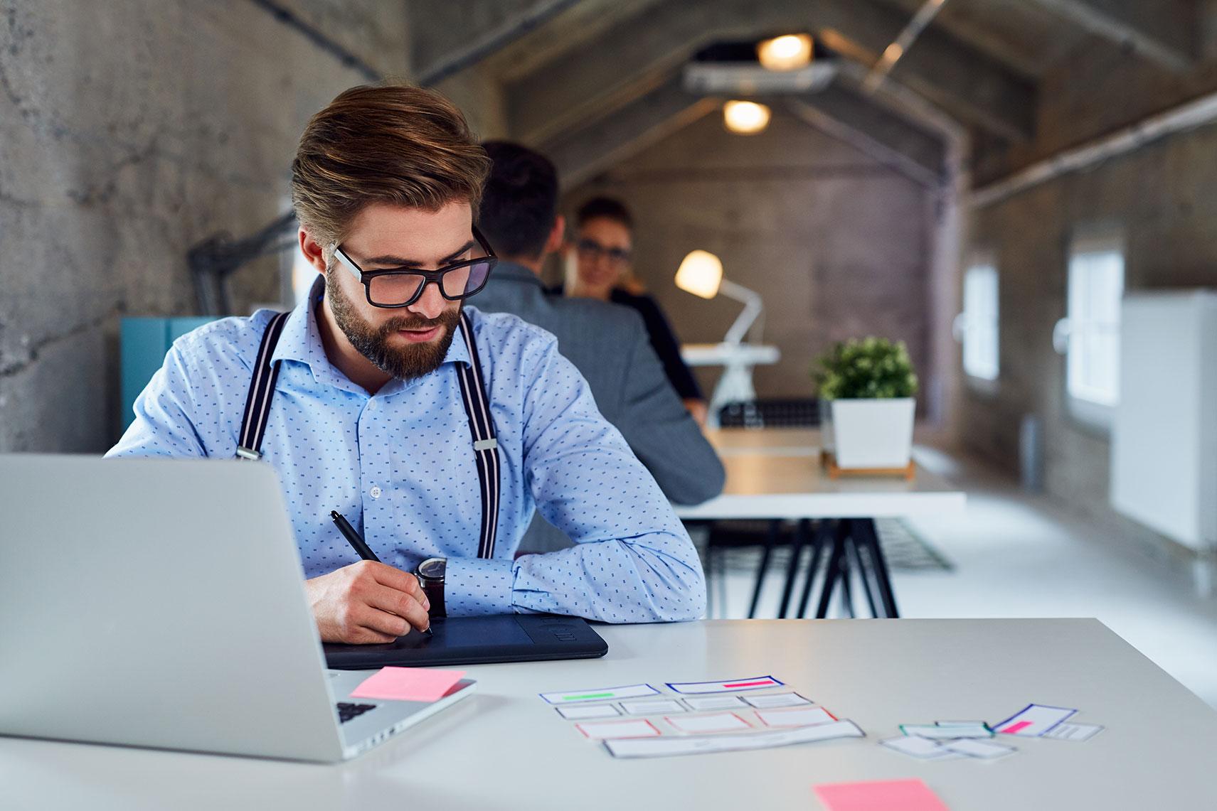 Focus sur les compétences d'un bon webdesigner