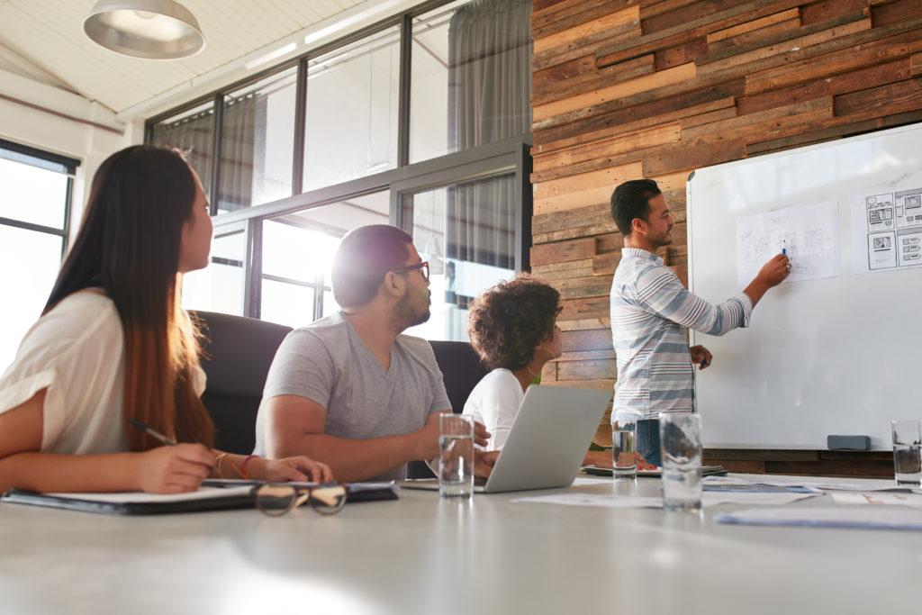 Le webmarketing pour le développement de l'entreprise