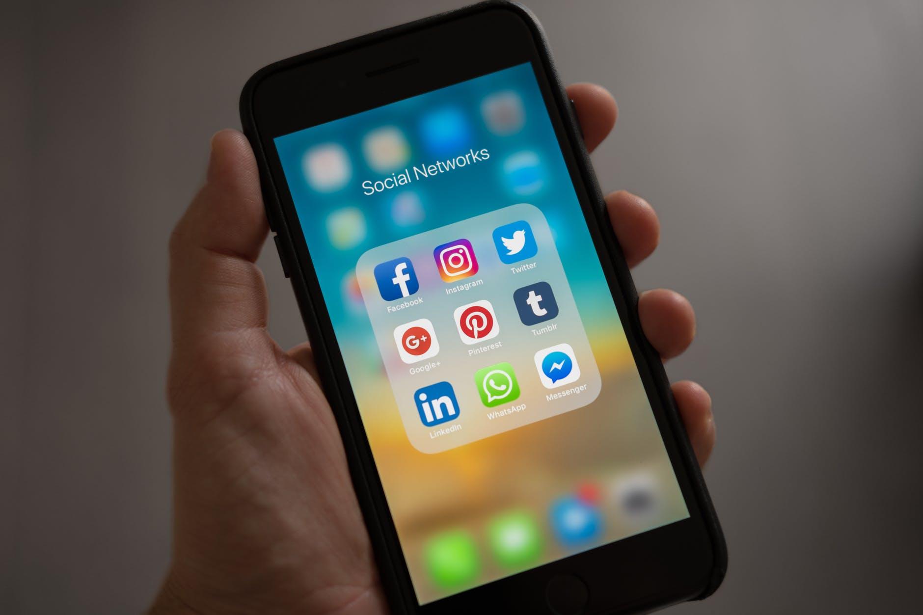 Réseaux sociaux : nouvelles plateformes e-commerce en herbe ?