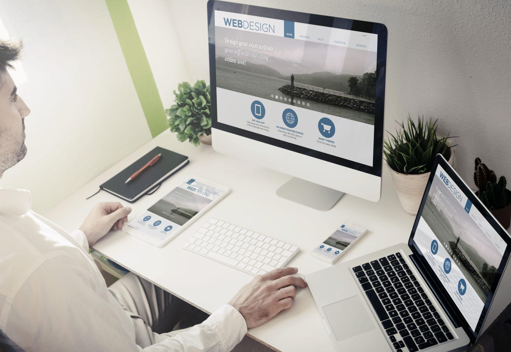 Des idées créatives pour un webdesign de qualité