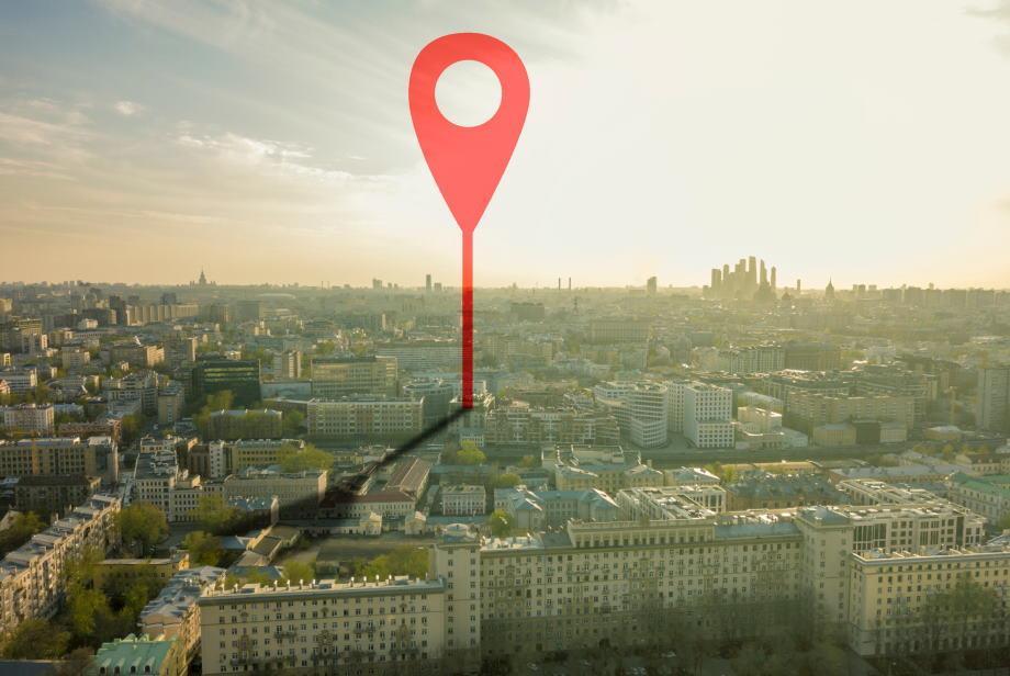 Geo localisation