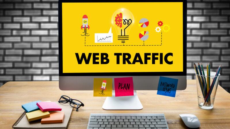 Quels sont les différentes sources de trafic d'un site web ?